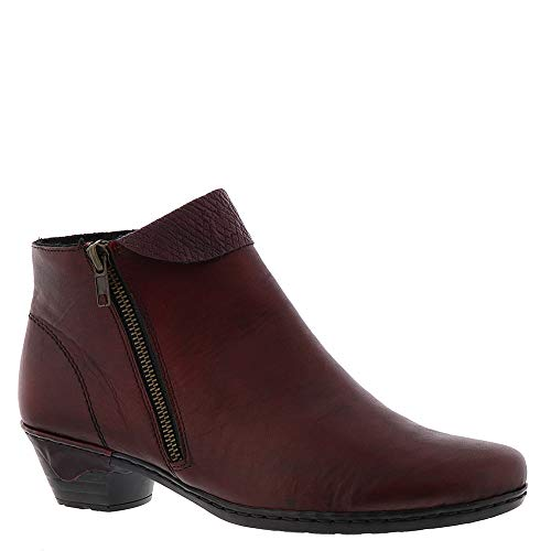 Rieker Womens Cristallin Ankle Boot 76961-00 Medoc