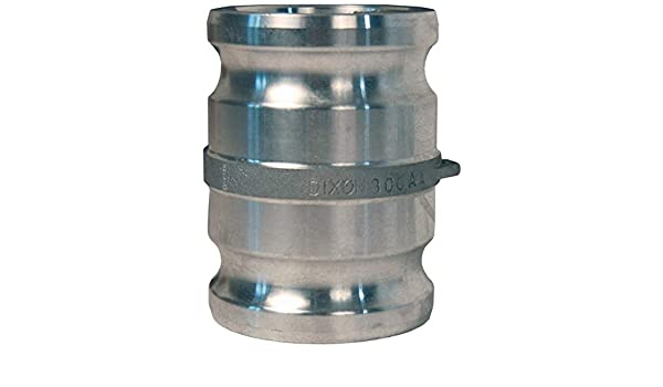 Dixon G300-AA-AL Global Spool Adapter 3 ID A380 Permanent Mold Aluminum 3 ID
