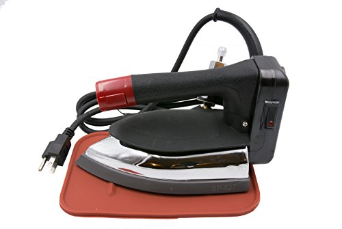SAPPORO SP527/SP-527 Gravity Feed Bottle Steam Iron (compare with Silver Star) by SAPPORO