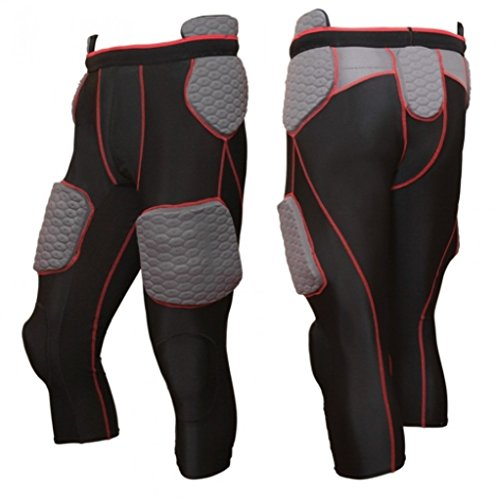 TAG TIG7A Adult 7-Piece Integrated Girdle – DiZiSports Store