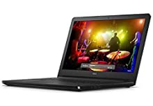 "2017 Edition Dell Inspiron 15.6"" Truelife HD(1366x768) 5566 High Performance LED-Backlit Laptop, Intel Core i7-7500U, 8GB DDR4 RAM, 1TB HDD, SuperMulti DVD, Windows 10 Professional"