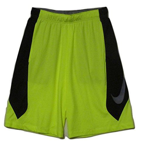 Nike Hyperspeed Knit Shorts Volt/Black XX-Large