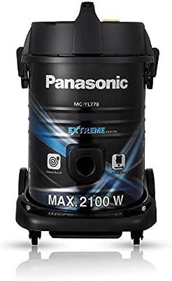 باناسونيك مكنسة برميل، سعة كيس الغبار 18 لتر، قدرة 2100 واط,ماليزي ,متنوع الالوان - MC-YL778A747