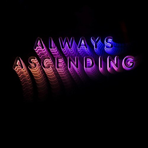 Franz Ferdinand Always Ascending album cover