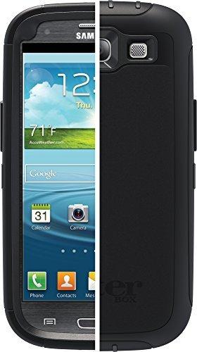 Otterbox Defender - Carcasa para Samsung Galaxy S3 - color negro