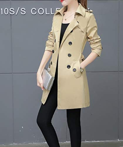 Women Cardigan Mid As1 Skinny Turn Autumn Long Colletto Classics Rkbaoye Down 17gqd7w