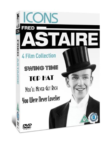 Fred Astaire - Swing Time/Top Hat/You'll Never Get Rich/You Were Never Lovelier