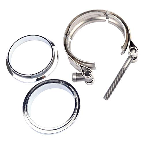 stainless steel exhaust pipe kit - 7