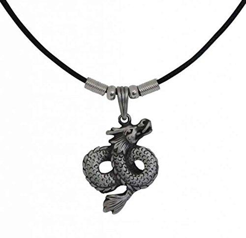 Punk Pendant Dragon Necklace