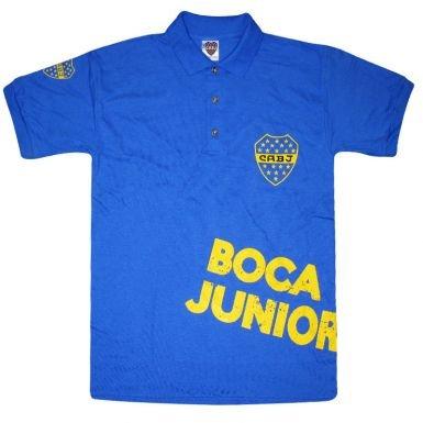 Boca Juniors Shirts (Boca Juniors CABJ Polo Shirt)