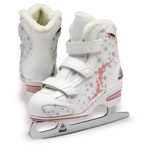 Jackson Softec Tri-Grip Ice Skates - ST2117 Girls Figure Ice Skates