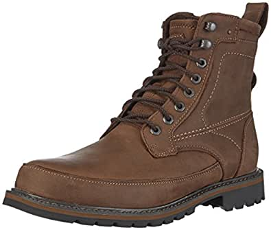 Timberland Men's Chestnut Ridge Waterproof Boot,Dark Brown,8.5 M US