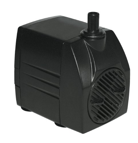 Supreme-Hydroponics 40317 Submersible Pump, 200-Gallon