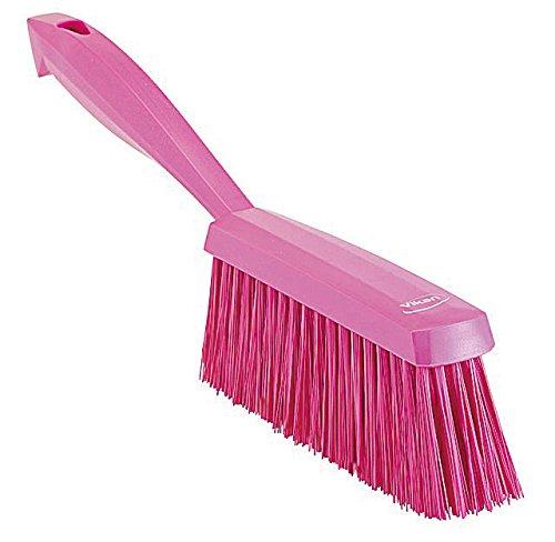 Vikan 45891 Bench Brush, Polypropylene/Polyester Bristle, 14