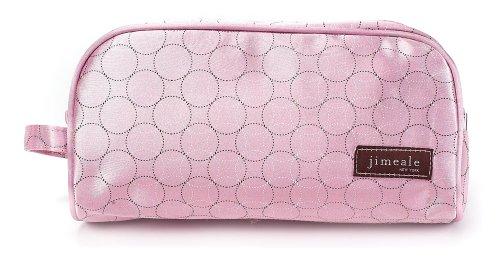 jimeale-cosmetic-bag-702-pink-chocolate-polka