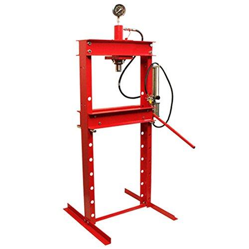 Ton Hydraulic Press Shop 20 (20 Ton Air Floor Hydraulic Shop Press)