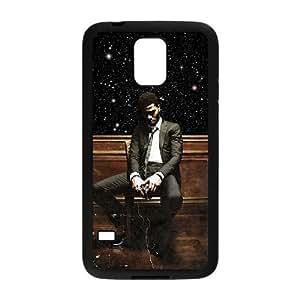 WEUKK Kid Cudi Samsung Galaxy S5 I9600 phone case, diy phone case for Samsung Galaxy S5 I9600 Kid Cudi, diy Kid Cudi cover case