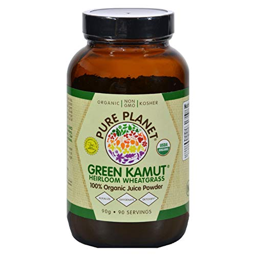 Pure Planet Green Kamut - 3.2 oz - HSG-769042