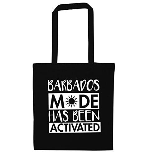 Creative Bag Tote Has Black Barbados Flox Activated Been Mode vBdwvE