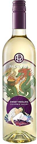 Pacific Rim Sweet Riesling White Wine, 750 mL