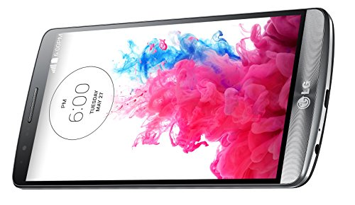 LG G3 D850 32GB Unlocked Smartphone, GSM 4G LTE-Quad-HD, 5.5-Inch,(Metallic Black)