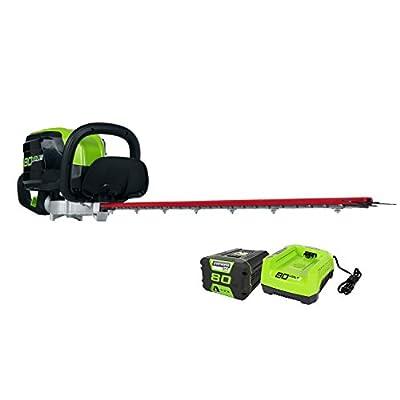 GreenWorks Pro 80V Cordless Hedge Trimmer