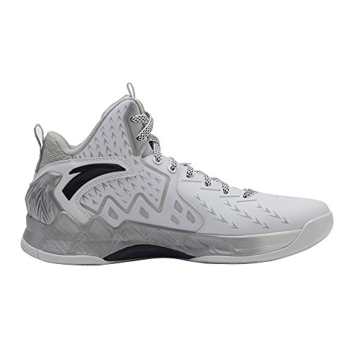 ANTA Men's KT2 Basketball Shoes Pure-white discount cheap discount outlet nicekicks cheap price kbWloVdtu5