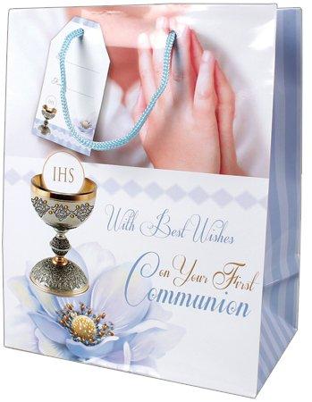 Bolsa de regalo tamaño mediano para primera comunión ...