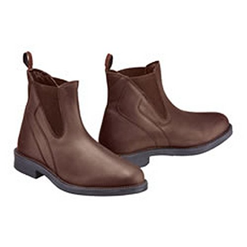 Hall Adults Leather Harry Boots Brown Jodhpur Recife d4Tqqn