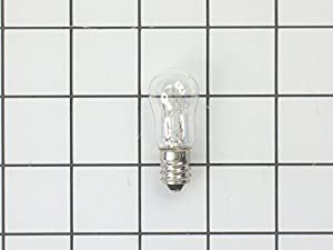 Amazon we4m305 ge dryer light bulb home improvement we4m305 ge dryer light bulb sciox Choice Image