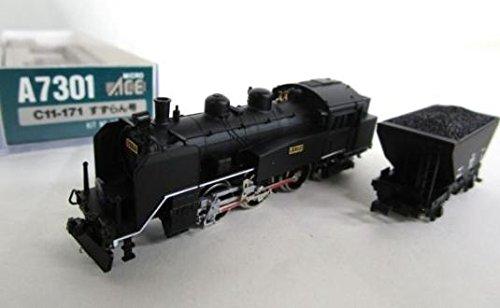 マイクロエース Nゲージ C11-171 すずらん A7301 鉄道模型 蒸気機関車の商品画像