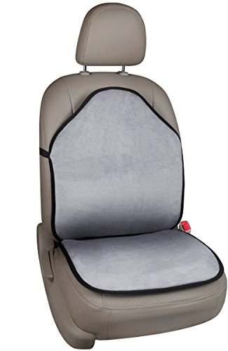 - Leader Accessories Universal Multi-Function Double Sides Car Seat Cover Cushion Grey