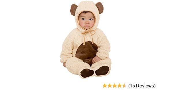 473ed129db2 Amazon.com  Oatmeal Bear Infant and Toddler Costume - Toddler 2-4  Clothing