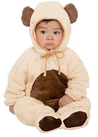 473f8edc94b7 Amazon.com  Oatmeal Bear Infant and Toddler Costume - Toddler 2-4 ...