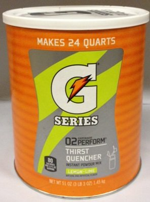 Gatorade Thirst Quencher Lemon-lime Sports Drink, 51 Oz (Pack of 3)