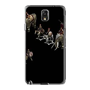 Samsung Galaxy Note3 FbE15649iSKR Allow Personal Design Stylish Oasis Band Pattern Durable Cell-phone Hard Cover -ChristopherWalsh