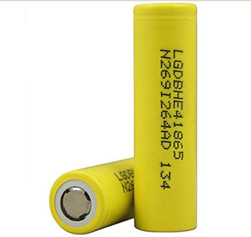 18650 2500mah LG 18650HE4 battery