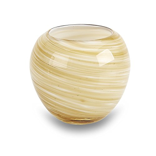 IMPULSE! Galaxy Votive Tan(5106-1) by Candle Votive, tealight holder, flower vase, decorative by IMPULSE!