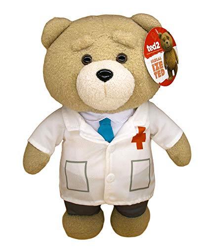 Legalize Ted Teddy Bear Doctor Fun & Cute Plush Gift 12