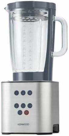 Kenwood BL650 Batidora de vaso, 600 W, acero inoxidable, vidrio, 3 ...