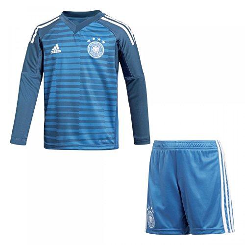 Cheap adidas Germany Home Goalkeeper Mini Kit 2018/2019 hot sale