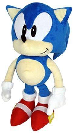 Amazon Com Sonic The Hedgehog 20th Anniversary 15 Inch Classic