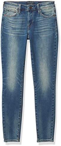 Lucky Brand Women's Mid Rise AvaSkinny Jean