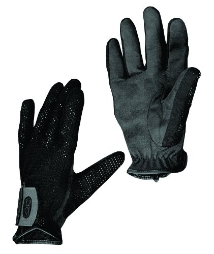Bob Allen Shooting Gloves (Black, Large)
