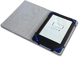 Estilo Libro Funda de Piel sintética para Lector de eBook 6 ...