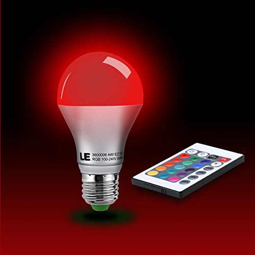 LE® 5W Dimmable 16-Colors