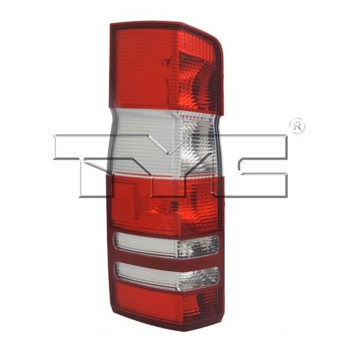 Go-Parts OE Replacement for 2010-2015 Mercedes-Benz Sprinter 2500 Rear Tail Light Lamp Assembly/Lens / Cover - Left (Driver) Side 906 820 26 64 MB2800136 for Mercedes-Benz Sprinter