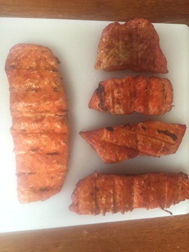Atlantic Salmon Smoked (Honey Glazed)