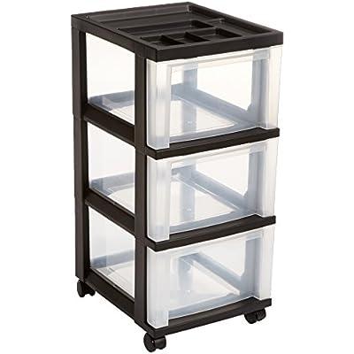 iris-3-drawer-rolling-storage-cart