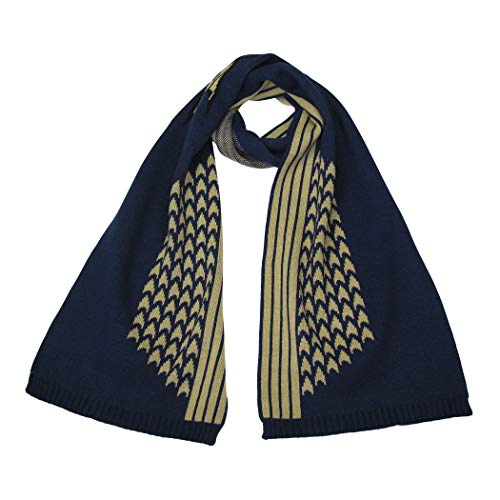 Star Trek Discovery: Command Emblem Scarf – Official Merchandise Clothing Presents for Fans